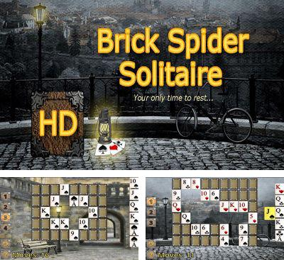 In addition to the game iBomber Defense Pacific for Android phones and tablets, you can also download Brick Spider Solitaire for free.