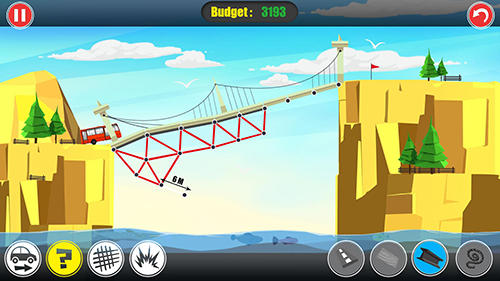 Path of traffic: Bridge building скриншот 5