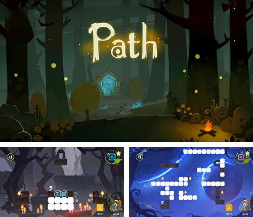 Path: Through the forest