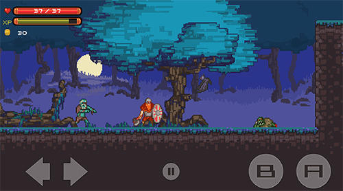 Path to Valhalla screenshot 1