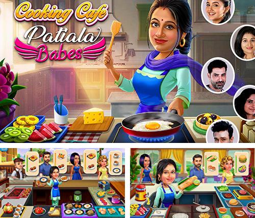 Patiala babes: Cooking cafe. Restaurant game