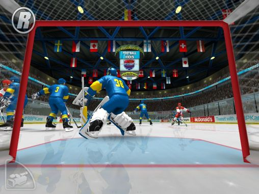 Гра Patrick Kane's winter games на Android - повна версія.