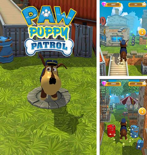 In addition to the game Beach volleyball 3D for Android phones and tablets, you can also download Paw puppy patrol sprint for free.
