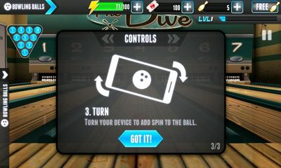 Download PBA Bowling Challenge Android free game.
