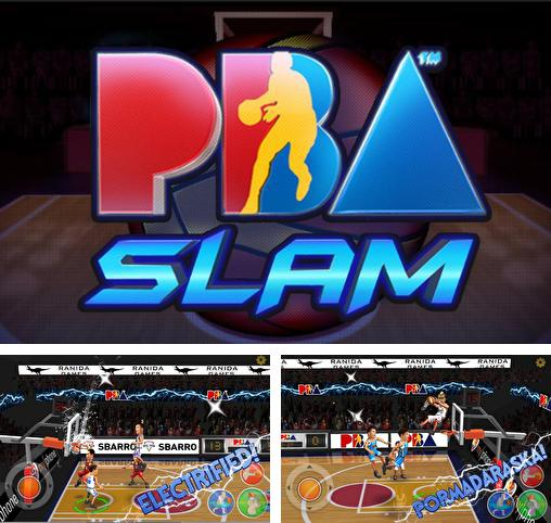 In addition to the game Streetball for Android phones and tablets, you can also download PBA slam for free.