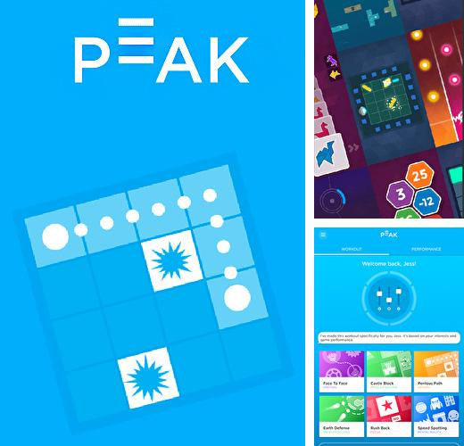Peak: Brain games and training
