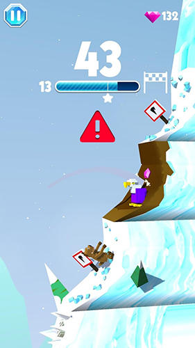 Screenshots von Peak climb für Android-Tablet, Smartphone.