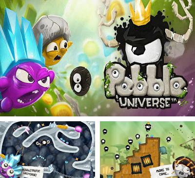 In addition to the game Gourmania for Android phones and tablets, you can also download Pebble Universe for free.
