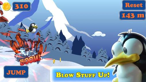 Peik the penguin screenshot 3
