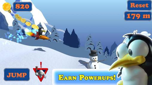 Peik the penguin screenshot 4