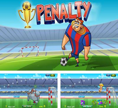 In addition to the game 3D Goal keeper for Android phones and tablets, you can also download Penalty for free.