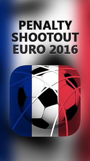 Penalty shootout Euro 2016 poster