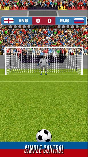Penalty shootout Euro 2016 screenshot 2