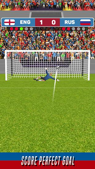 Penalty shootout Euro 2016 screenshot 3