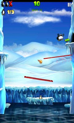 Download Penguin Palooza Android free game.