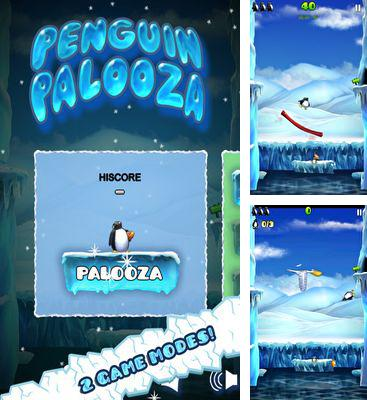 In addition to the game Tap a Lot for Android phones and tablets, you can also download Penguin Palooza for free.