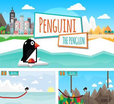 In addition to the game Dampfer Welle 3D for Android phones and tablets, you can also download Penguini The Penguin SD for free.