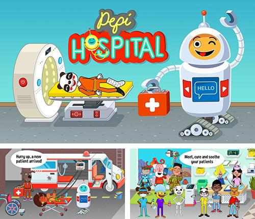 In addition to the game Jump Ao for Android phones and tablets, you can also download Pepi hospital for free.