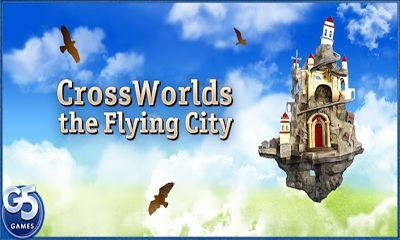 Cross Worlds: the Flying City обложка