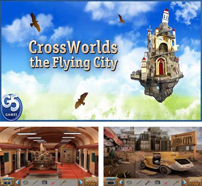 In addition to the game Cro-Mag Rally for Android phones and tablets, you can also download Cross Worlds: the Flying City for free.