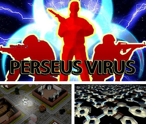 Perseus virus: Asylum for the infected