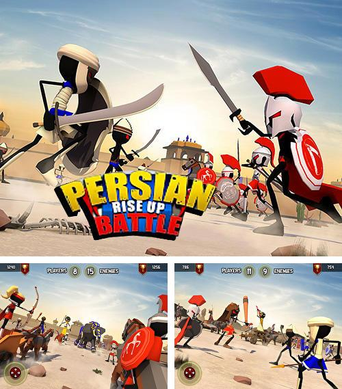 Persian rise up battle sim