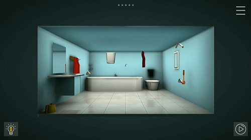 Perspective puzzle game screenshot 4