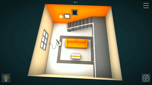 Perspective puzzle game screenshot 5