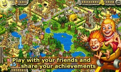 Download Prehistoric Park Android free game.