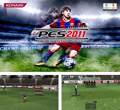 In addition to the game Real Football 2011 for Android phones and tablets, you can also download PES 2011 Pro Evolution Soccer for free.