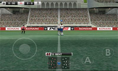 Jogue PES 2012 Pro Evolution Soccer para Android. Jogo PES 2012 Pro Evolution Soccer para download gratuito.