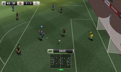 Screenshots von PES 2012 Pro Evolution Soccer für Android-Tablet, Smartphone.