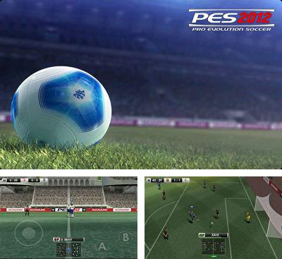 In addition to the game PES 2012 Pro Evolution Soccer for Android, you can download other free Android games for Jinga Trezor S1.