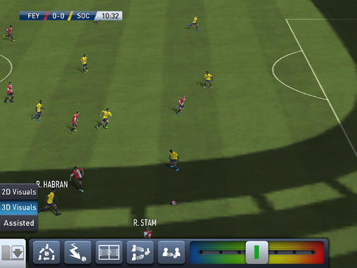 Jogue PES club manager para Android. Jogo PES club manager para download gratuito.