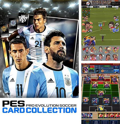 PES: Pro evolution soccer. Card collection
