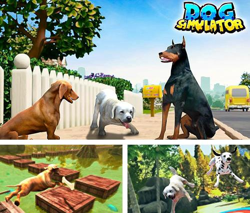 Pet dog games: Pet your dog now in Dog simulator!