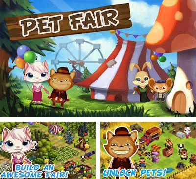 In addition to the game Move And Fire for Android phones and tablets, you can also download Pet Fair Village for free.