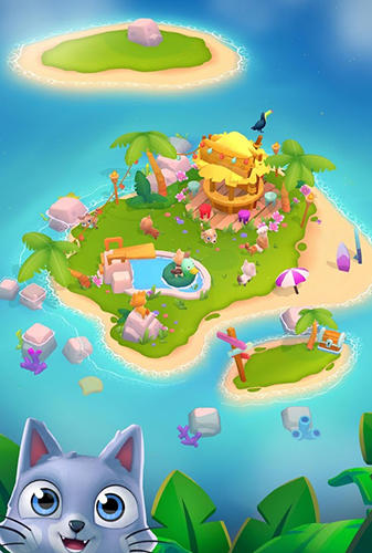 Download Pet paradise: Bubble shooter Android free game.