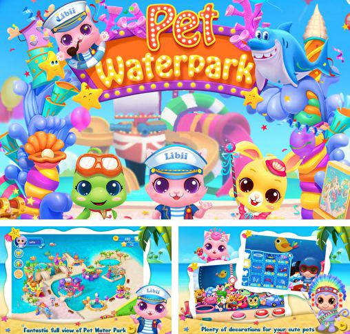 Pet waterpark