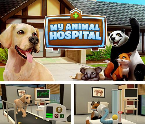 Pet world: My animal hospital. Care for animals