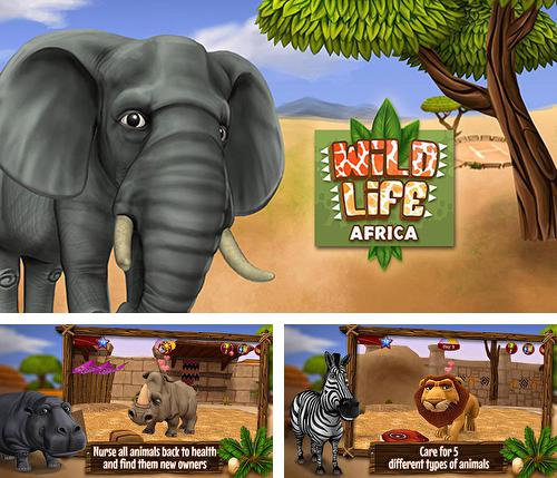 Pet world: Wildlife Africa