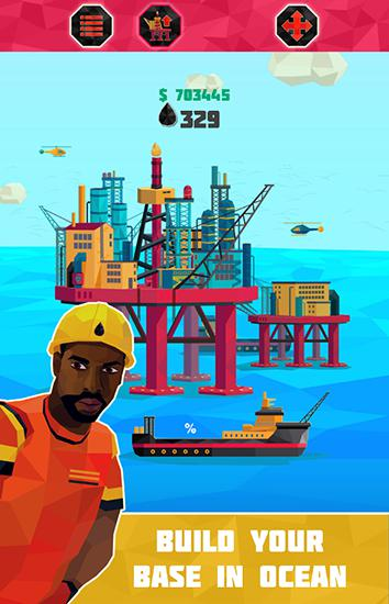 Petroleum tycoon screenshot 2
