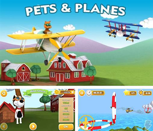 Pets and planes