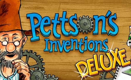 Pettson's inventions deluxe poster