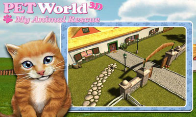 PetWorld 3D My Animal Rescue poster