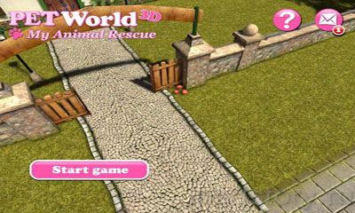 Download PetWorld 3D My Animal Rescue Android free game.