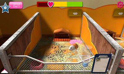 Screenshots of the PetWorld 3D My Animal Rescue for Android tablet, phone.