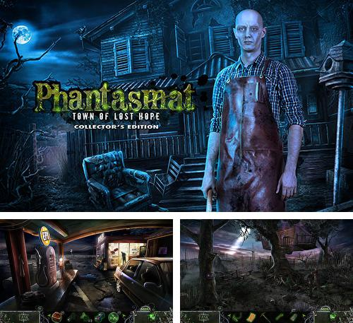 Phantasmat: Town of lost hope. Collector's edition