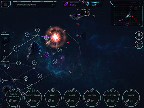 Screenshots von Phantom signal für Android-Tablet, Smartphone.