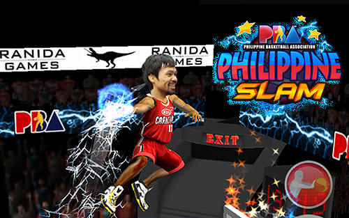 Philippine slam! Basketball обложка